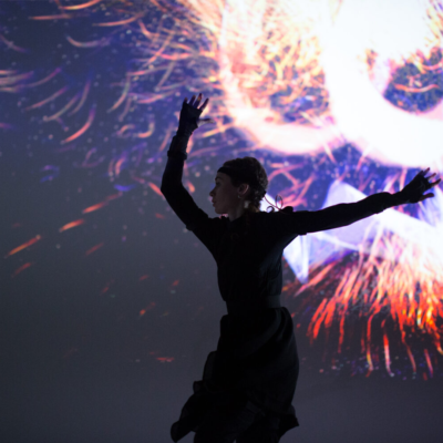 Adobe Remix live performance data visualisation by experience studio S1T2.
